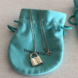 Tiffany & Co. Jewelry - Tiffany & Co. lock necklace